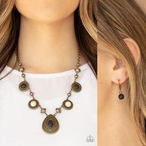 ❤️Mayan Magic Necklace Set